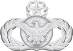 Air Force Security Badge, Version 2, Command Level