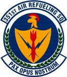 351st Air Refueling Squadron