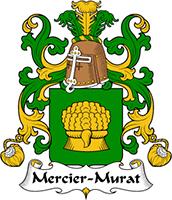 Last Names From Mercier to Murat