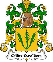 Last Names From Collin to Cuvilliers