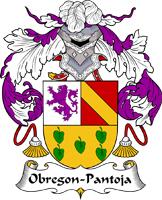 Last Names from Obregon to Pantoja