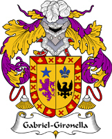 Last Names from Gabriel to Gironella