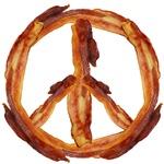 Peace Of  Bacon