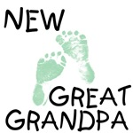 New Great Grandpa - Green