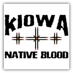 Kiowa Native Blood