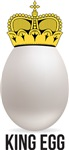 King Egg White