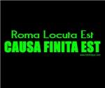 Roma Locuta Est