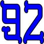 Blue Bones 92