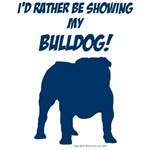 Showing Bulldog Blue