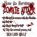Zombie Attack Survival - RUN LIKE HELL