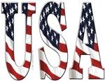 USA Flag Wear