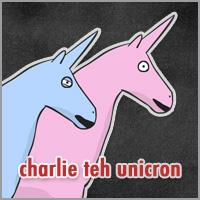 charlie teh unicron