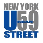 NYC Urban59 Street Logo Shirts & Items
