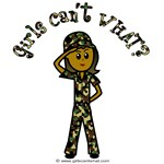 Girls Can't WHAT? Military Design