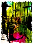 Grunge Drumset Art T-shirts & Gifts