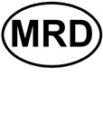 MRD Marching Royal Dukes Oval T-shirts & Gifts