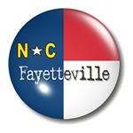 Fayetteville North Carolina Flag T-shirts & Gifts