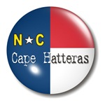 Cape Hatteras North Carolina Flag T-shirts & Gifts