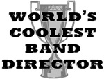 Coolest Band Director Drum Corp T-shirts & Gifts