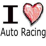 I Heart Auto Racing