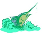 SailFish T-shirts & Gifts