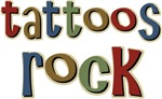 Tattoos Rock Tattoo Love Tattooed T-shirts Gifts