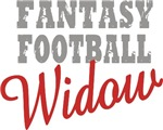 Fantasy Football Widow t-shirts gifts