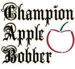 Champion Apple Bobber Halloween T-shirts Gifts