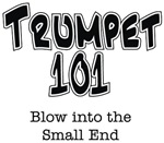 Trumpet 101 t-shirts gifts