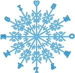 I Love Snowflakes t-shirts gifts