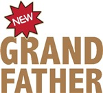 New Grandfather Grandchild Family T-shirts Gifts