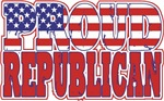 Proud Republican t-shirts gifts