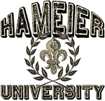 Hameier Last Name University T-shirts Gifts