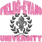 Fields-Evans Family Name University T-shirts Gifts