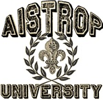 Aistrop Last Name University T-shirts Gifts