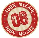 John McCain 2008 T-shirts Gifts