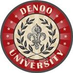 Denoo Last Name University T-shirts Gifts