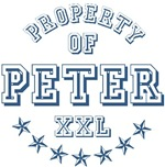 Property of Peter Personalized T-shirts Gifts