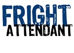 Fright Attendant Funny Halloween T-shirts Gifts