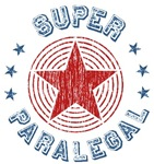 Super Paralegal T-shirts Gifts