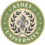 Athey Last Name University Tees Gifts