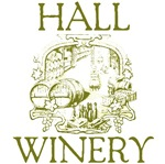 Hall Vintage Family Name Winery Tees Gifts