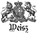 Weisz Vintage Family Name Crest Tees Gifts