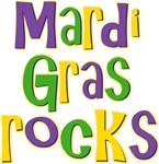 Mardi Gras Rocks Tees Gifts
