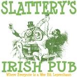 Slattery's Irish Pub Personalized Tees Gifts