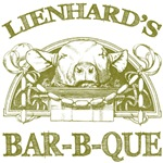 Lienhard's Vintage Bar-b-que Tees Gifts