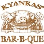 Kyankas' Vintage Bar-b-que Tees Gifts