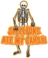 Skeletons Ate My Candy!