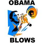 Barack Obama Blows
