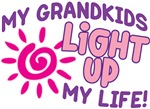 MY GRANDKIDS LIGHT UP MY LIFE